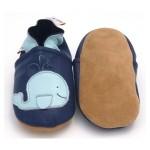 chaussons-bebe-cuir-baleine