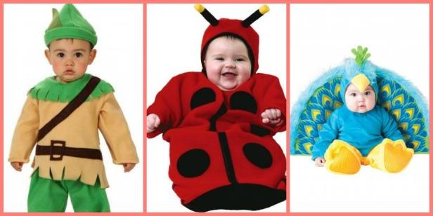 déguisements bébés 2