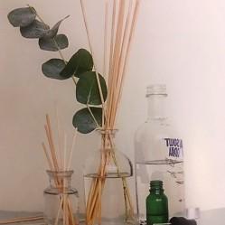 Diffuseur huiles essentielles végétale thérapie