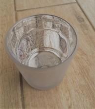 photophore noel blanc argent vegaooparty