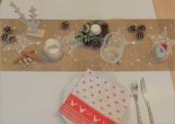 table noel nordique
